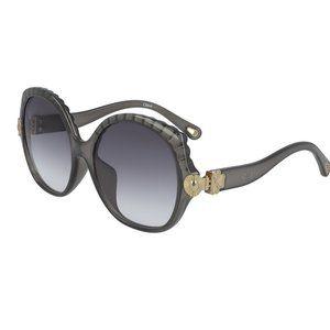 NWT Chloe 58mm Round Sunglasses